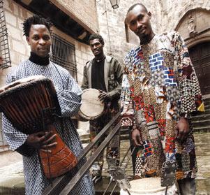 Un africano en FON