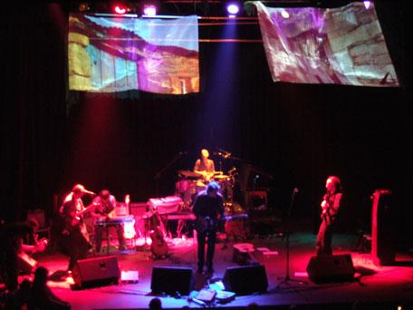 Ruper Ordorika en concierto