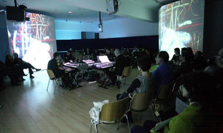 Homenaje a Stockhausen en Festival Sinkro